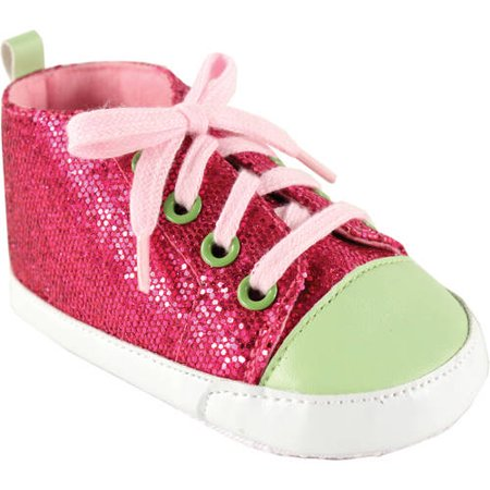 Baby Girl Sparkly Sneakers