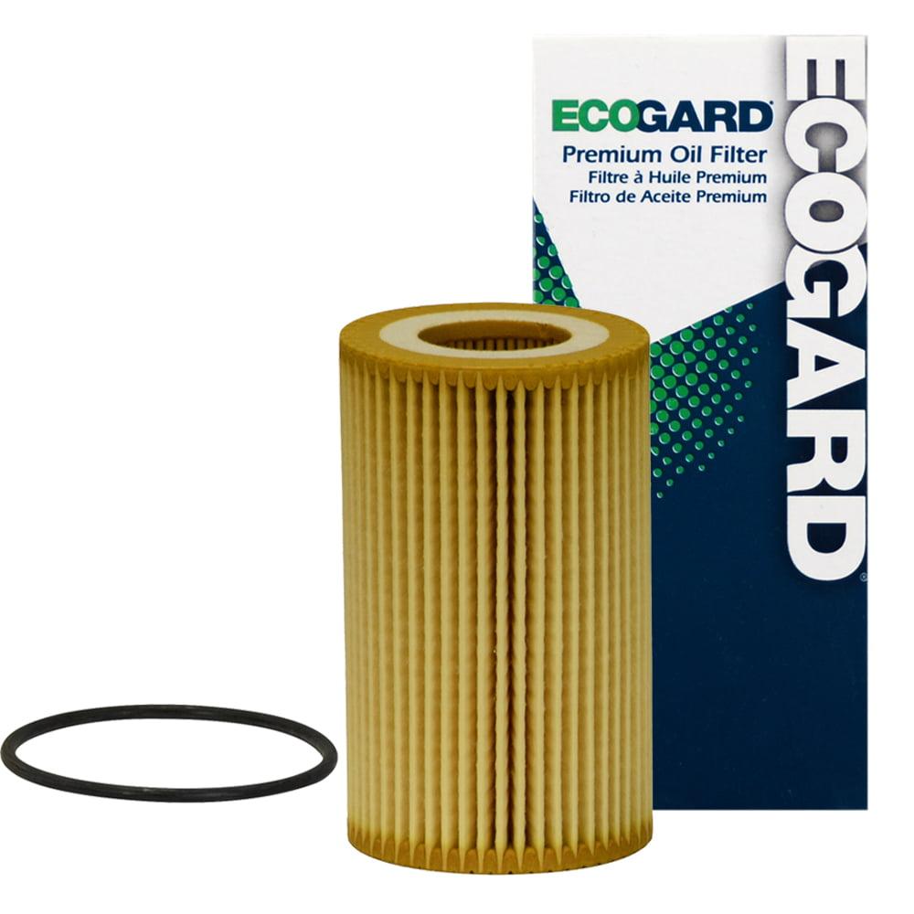 ECOGARD X10436 Cartridge Engine Oil Filter For