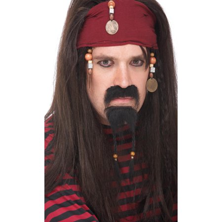 Mustache And Goatee Pirate - image 1 de 1
