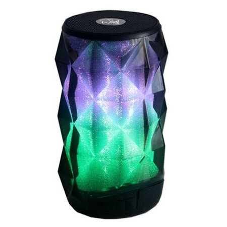 Super Power Portable Wireless Speaker w/ Magic Changing Colorful Lights for  Motorola Moto Z3, Z3 Play, Z, Moto Z2 Force, Z Force Droid (Black)