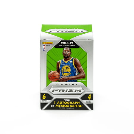 18-19 PANINI PRIZM NBA BASKETBALL VALUE BOX (Elite Basketball Card Box)
