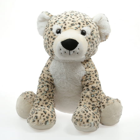 "22"" Sitting Giant Leopard Stuffed Animal Plush Toy (Plush Animals)"
