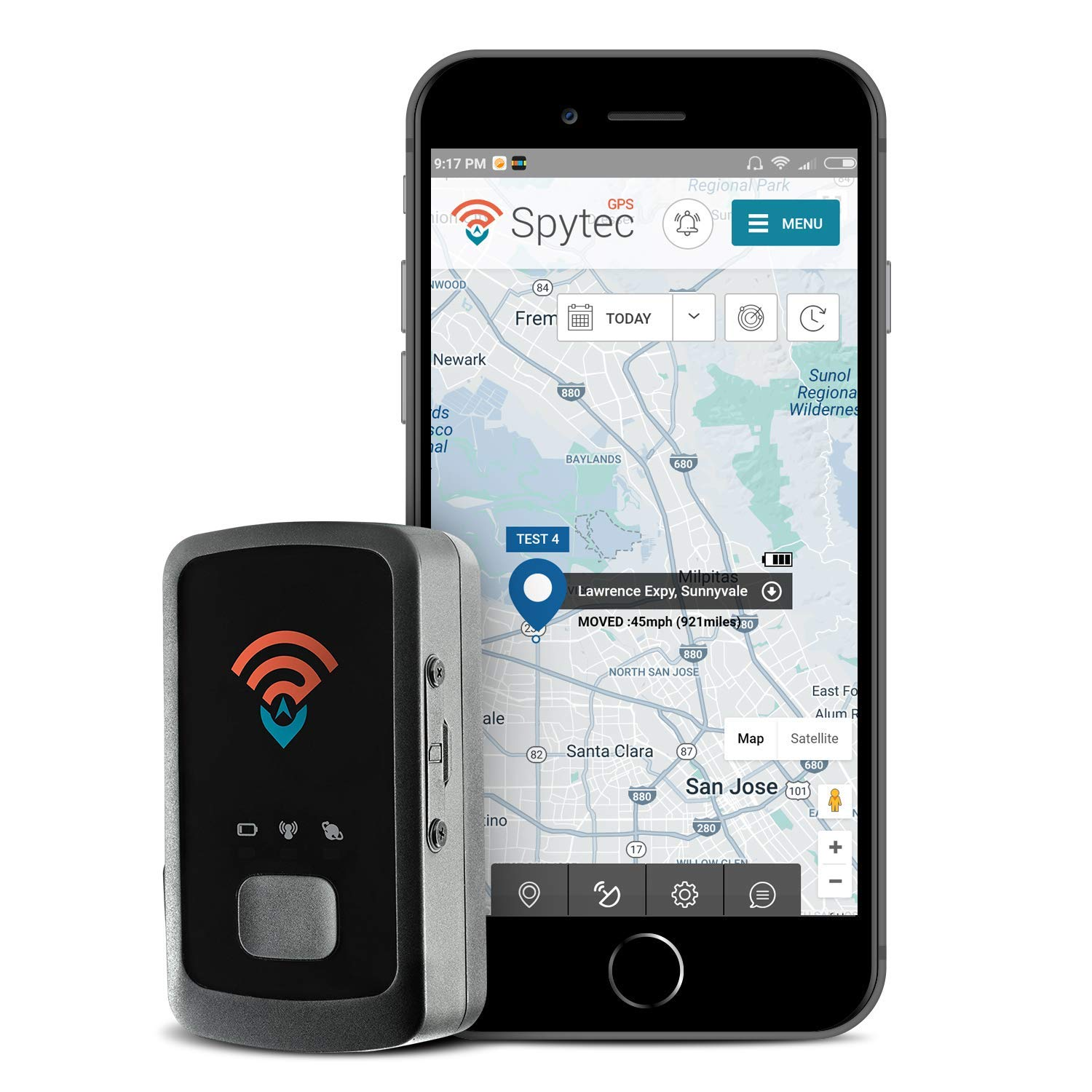Features of Our GPS Trackers