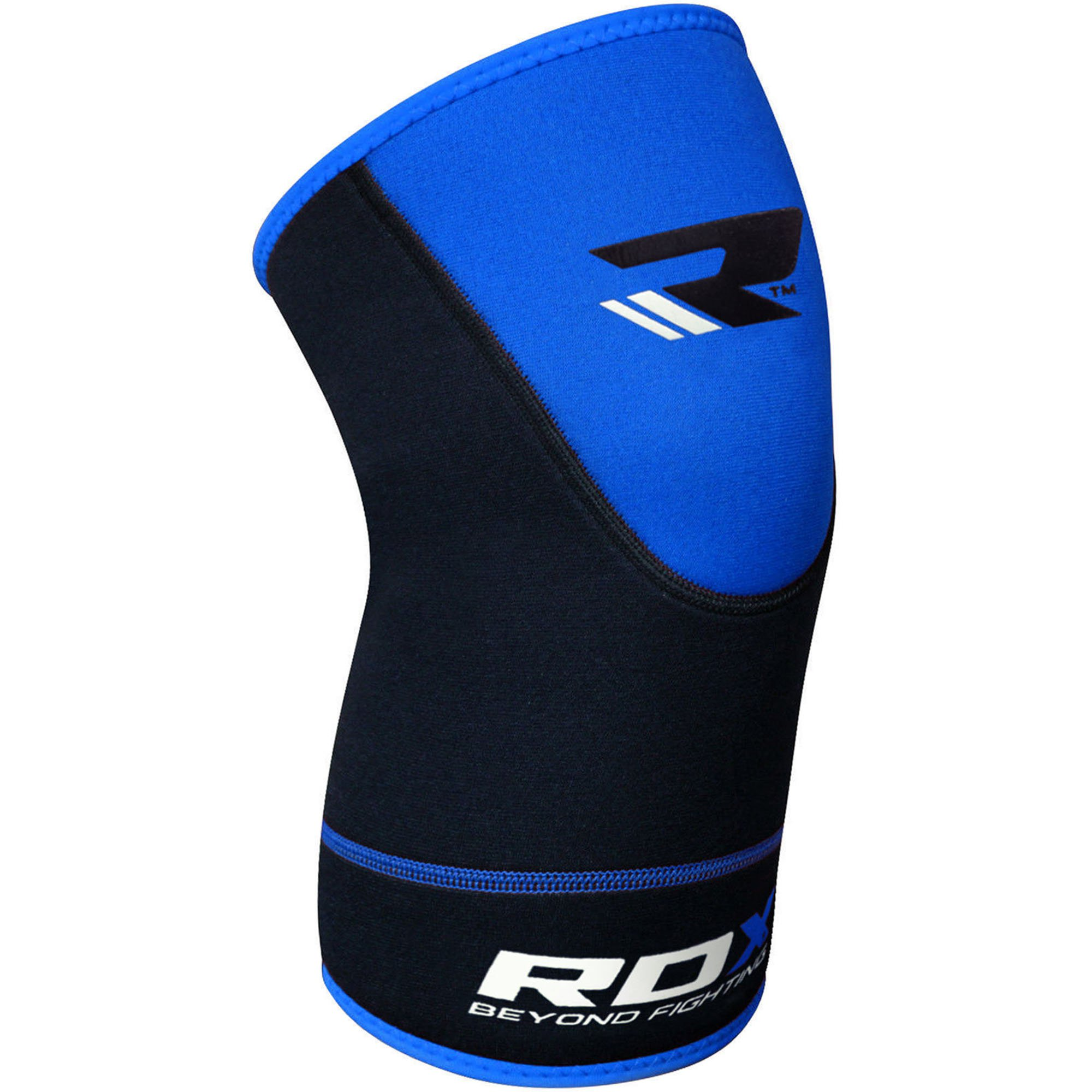 RDX NEOPRENE KNEE SUPPORT BLUE-S/M