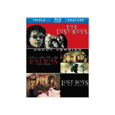 The Lost Boys: Three Movie Collection (Blu-ray)