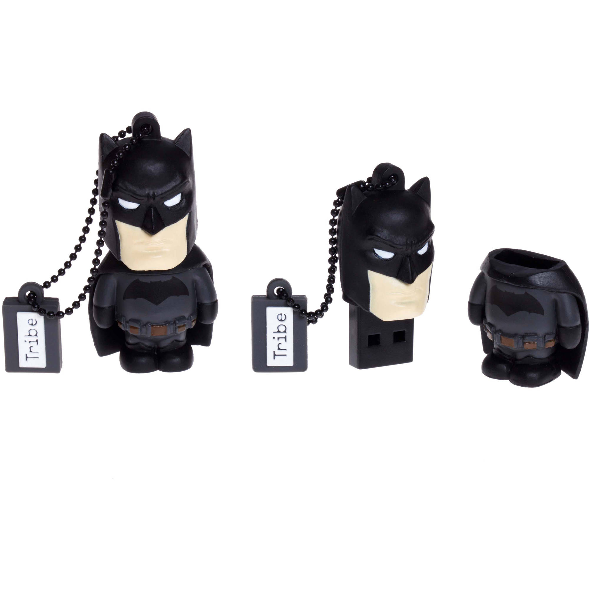"Tribe USB Flash Drive 16GB DC ""Batman v Superman"" Batman Collectible Figure"