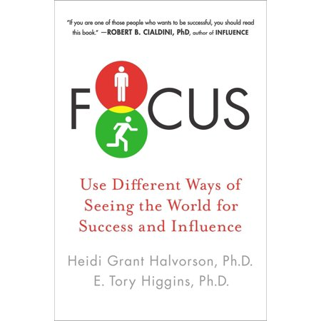 Focus : Use Different Ways of Seeing the World for Success and