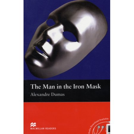 The Man in the Iron Mask: Macmillan Reader Beginner (Macmillan Readers)
