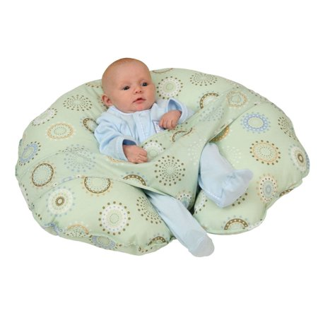 Cuddle U Nursing Pillow & More - Sunny Circles