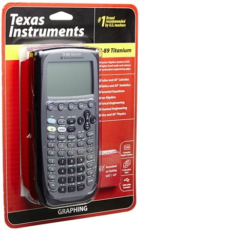 Texas Instruments Texas Ti 89T Titanium Graphic Engineer Calc Texti89t