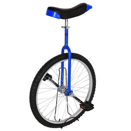 T4B FREESTYLE UNICYCLE 24-Inch Wheel - Leakproof Butyl Wheel Tire - Outdoor Sports Fitness Exercise Health - image 3 de 8