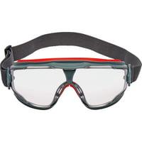 3M, MMMGG501SGAF, GoggleGear 500 Series Scotchgard Anti-Fog Lens, 1 Each, Clear Lens,Gray Frame