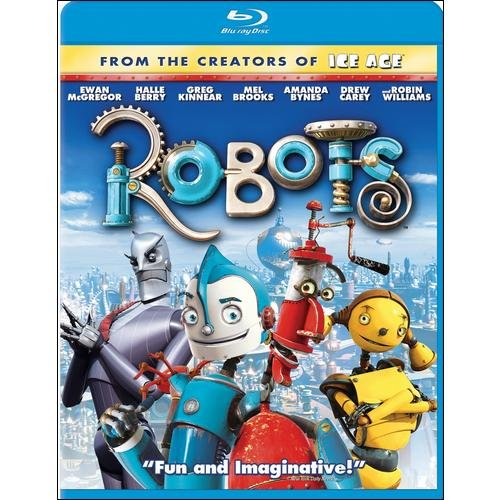 Robots (Blu-ray) (Widescreen)