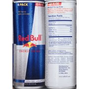 1 Can) Red Bull Energy Drink, 12 Fl Oz