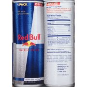 (1 Can) Red Bull Energy Drink, 12 Fl Oz - Walmart.com