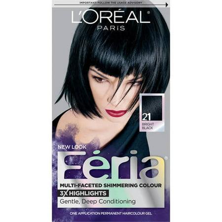 L'Oreal Paris Feria Multi-Faceted Shimmering Color ...