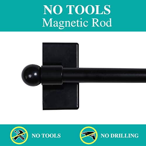 Barclay Rectangular Shower Rod 48-Inch X 24-Inch