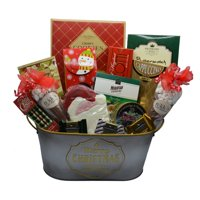 Product Image Seasons Greetings Merry Gift Basket