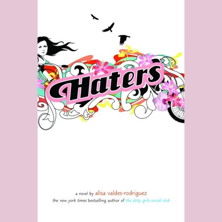 Haters - Audiobook