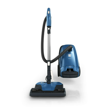 Kenmore BC4002 Bagged Canister Vacuum, Blue