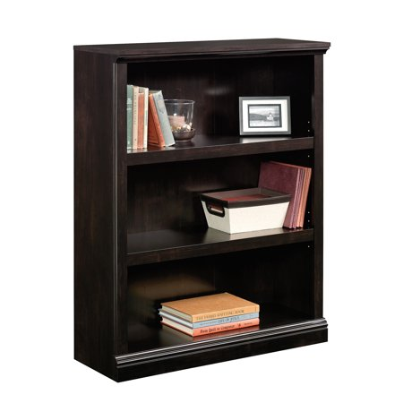 Sauder Select 3 Shelf Bookcase Multiple Finishes
