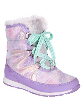 Wonder Nation Girls' Winter Boot