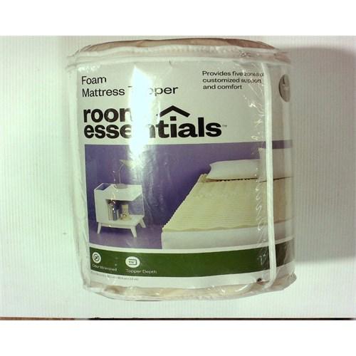 Room Essentials Foam Mattress Topper Twin Biofresh