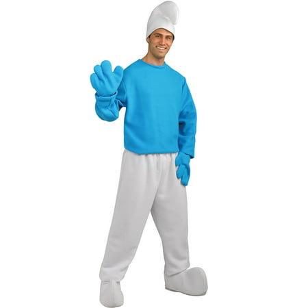 The Smurfs 2 Deluxe Smurf Adult Costume