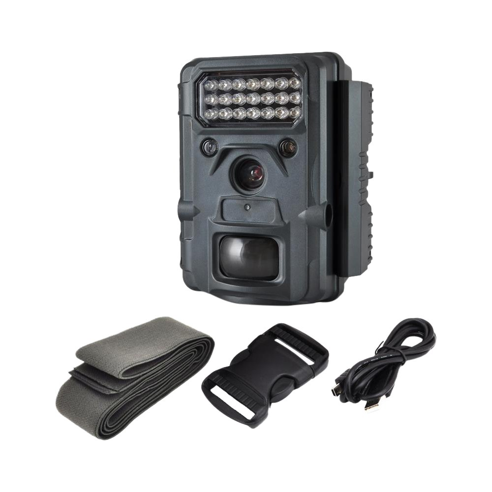 Pyle PHTCM48 Waterproof Night Vision Wild Perp Game Trail Scouting Camera