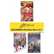 Harlequin Love Inspired December 2016 - Box Set 2 of 2 - eBook