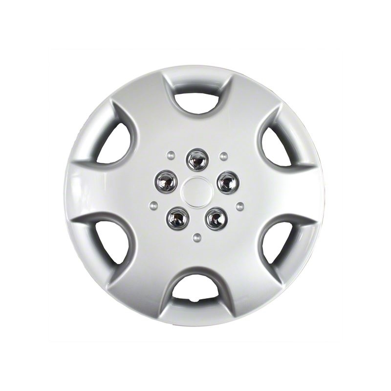 "Fits 2003-2010 Chrysler Pt Cruiser 15"" Wheels - 6 Spoke SilverWheel IWC41115S"