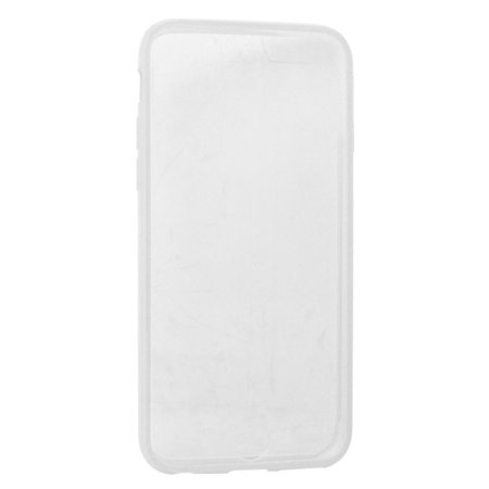 Insten Book Rubber Case For Apple iPhone 6 / 6s - Clear/White - image 3 de 3