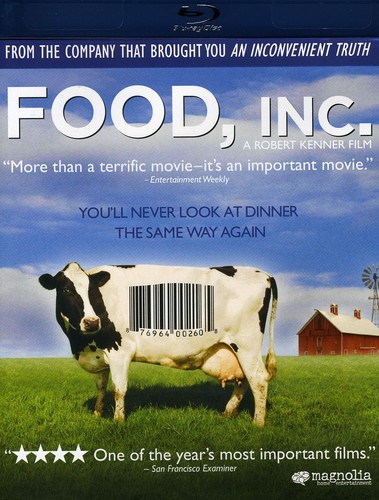 Food Inc. (Blu-ray) by Magnolia