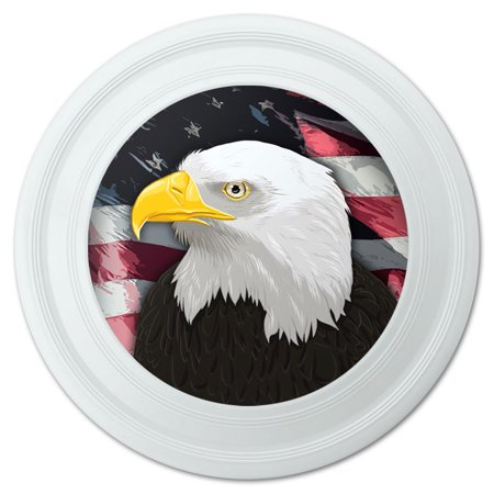 - American Bald Eagle Flag USA Patriotic Novelty 9