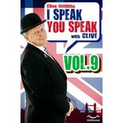 I speak you speak with Clive Vol.9 - eBook