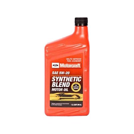 Motorcraft Motor Oil 5w20 1 Quart