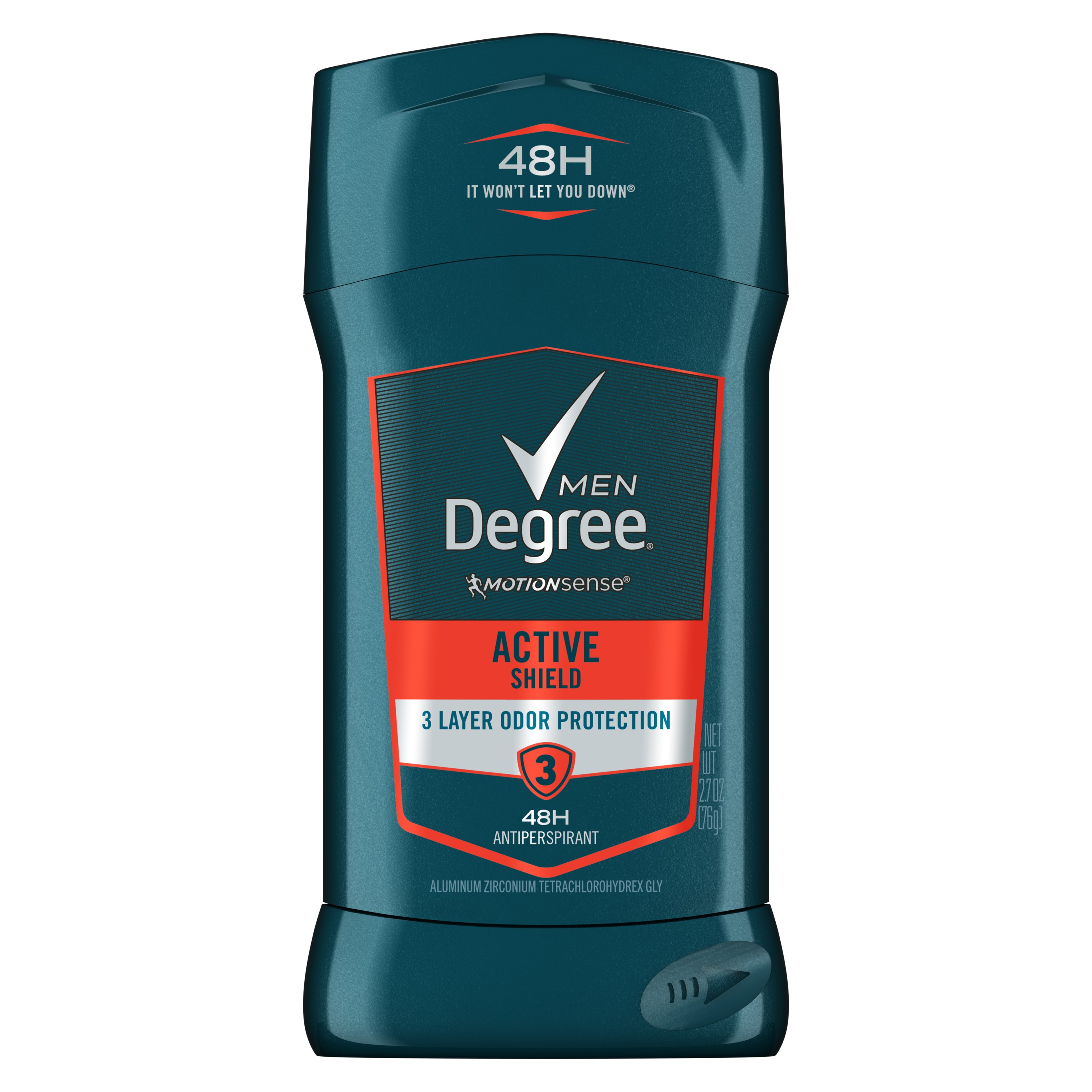 Degree Men Advanced Protection Active Shield Antiperspirant Deodorant, 2.7 oz