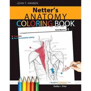 Netter's Anatomy Coloring Book : With Student Consult Access