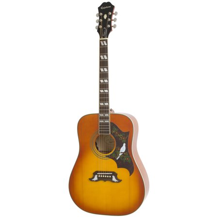 Epiphone Dove PRO Acoustic/Electric Guitar ()