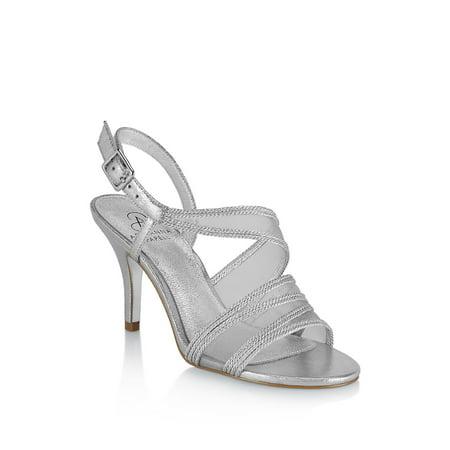 Adelphi Metallic Sandals