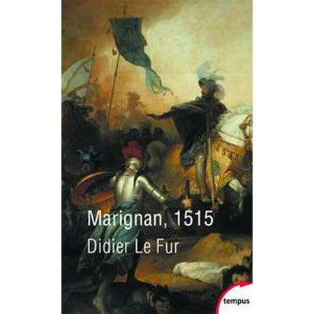 Marignan, 1515 - eBook - Le 1515 Halloween