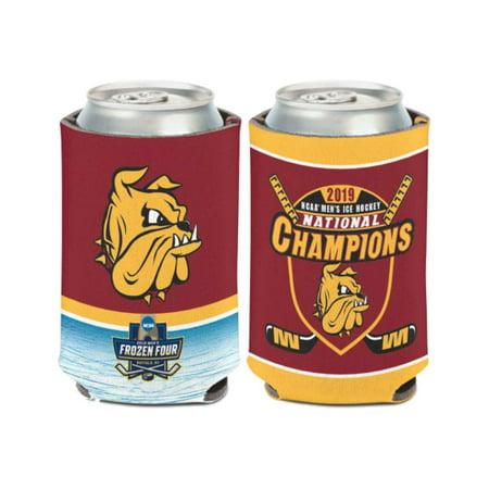 Minnesota Duluth Bulldogs 2019 NCAA Men's Frozen Four Champions Can