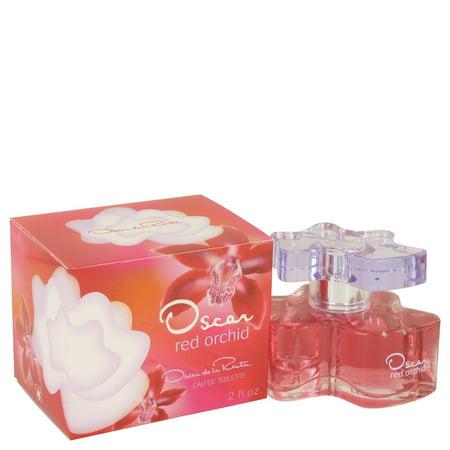 Oscar Red Orchid by Oscar De La Renta - Women - Eau De Toilette Spray 2 (Oscar Red Orchid)