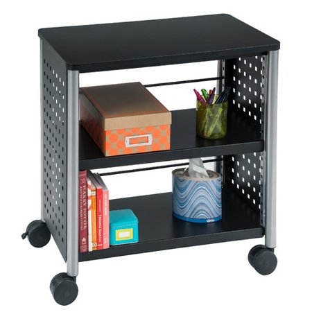 - Safco Products Company Scoot Standard Bookcase