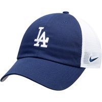 Los Angeles Dodgers Nike Heritage 86 Team Trucker Adjustable Hat - Royal/White - OSFA