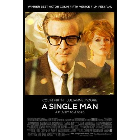 A Single Man Poster Movie C Mini Promo