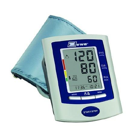 Zewa UAM-880DC Deluxe Automatic Blood Pressure Monitor with 2 Cuffs1.0 ea.