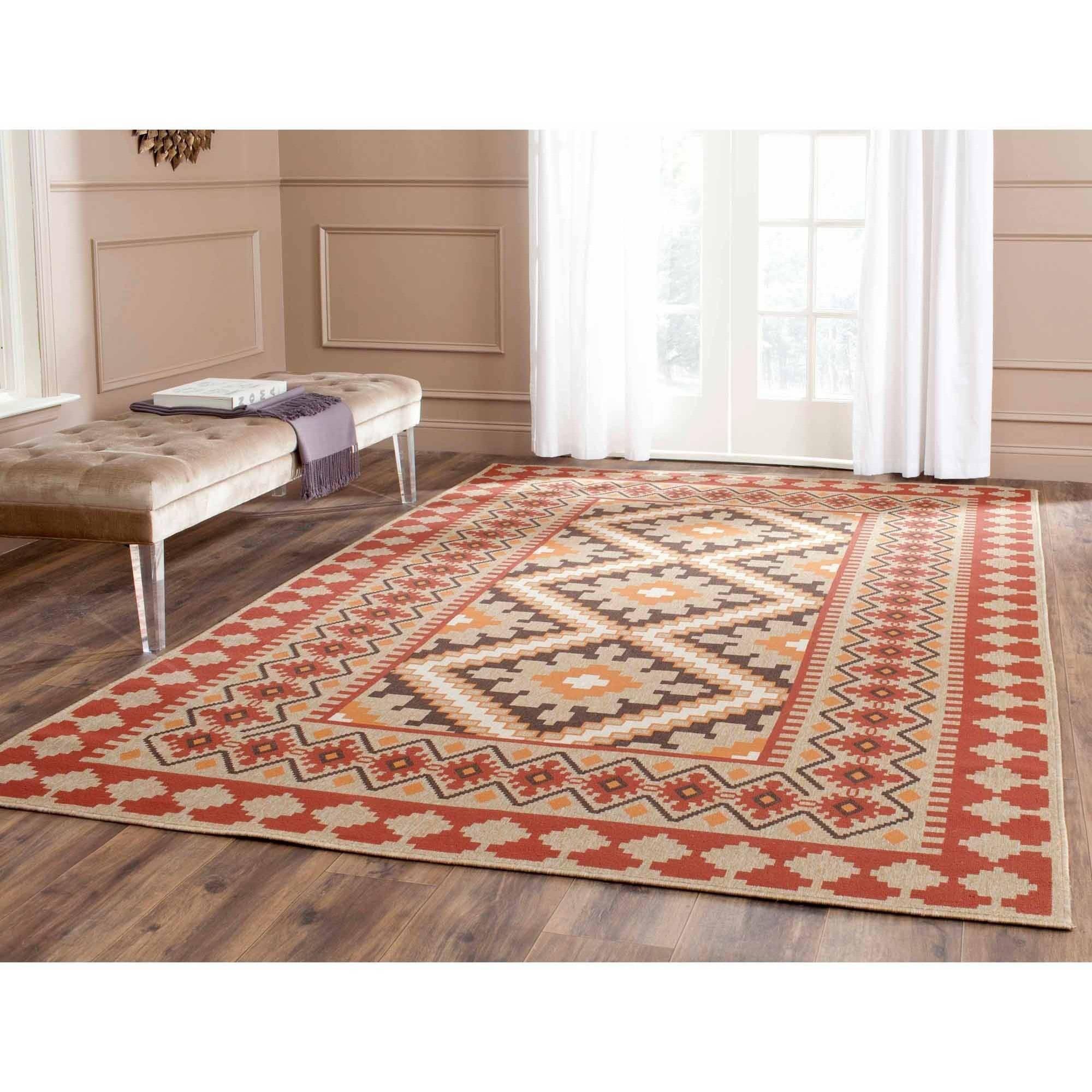 safavieh veranda magna indoor outdoor area rug walmart