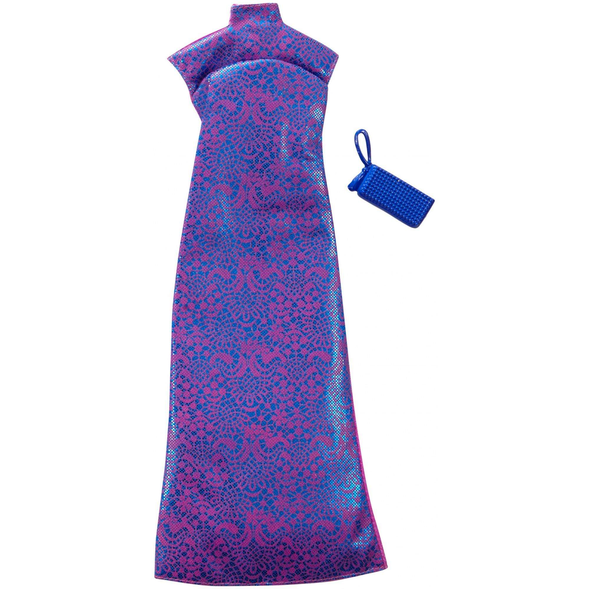 Barbie Fashions Purple Dress Pack