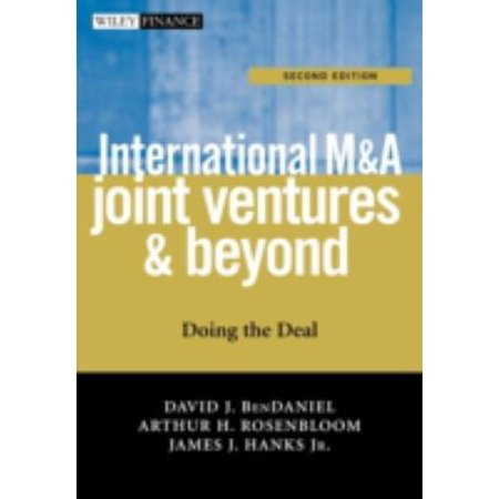 International M  Joint Ventures And Beyond  Doing The Deal